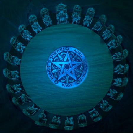 The legend - Numero cavalieri tavola rotonda ...
